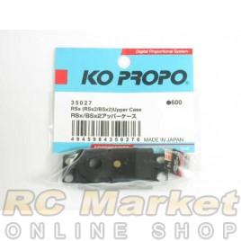 KO PROPO 35027 RSx2/BSx2 Upper Case