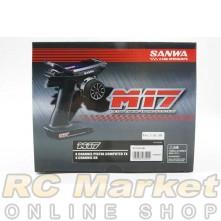 SANWA M17 4CH 2.4GHz TX+RX-493x 2 Radio System HK Ver. (FREE FedEx Shipping)