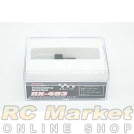 SANWA RX-493 2.4G SSL (Short Antenna) FH5U Receiver
