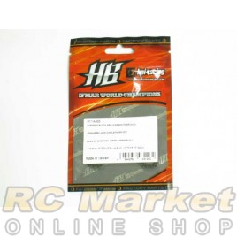 HOT BODIES 114468 Steering Block Arm (Carbon Fiber) (2)