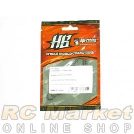 HOT BODIES 114462 Bumper Brace (Carbon Fiber)