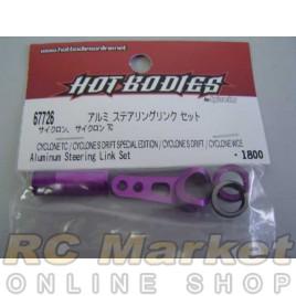 HOT BODIES 67726 Aluminum Steering Link Set