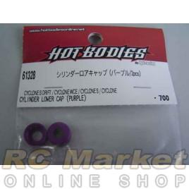 HOT BODIES 61328 Cylinder Lower Cap (Purple)