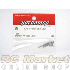 HOT BODIES 68739 Center Shaft Pin 2x9.8mm (10)