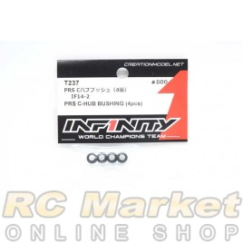 INFINITY T237 IF14-2 PRS C-Hub Bushing (4pcs)