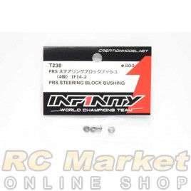 INFINITY T238 IF14-2 PRS Steering Block Bushing (4pcs)