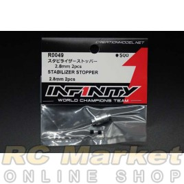 INFINITY R0049 IF18 Stabilizer Stopper 2.8mm 2pcs