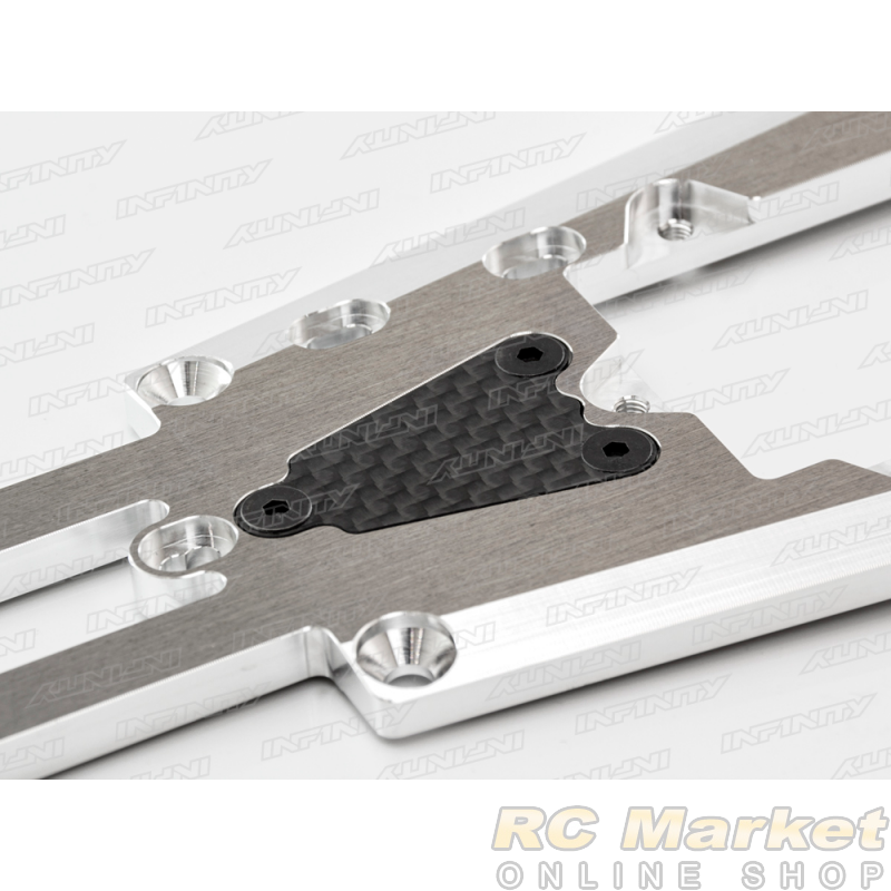 INFINITY R0282 IF18 Carbon Middle Plate