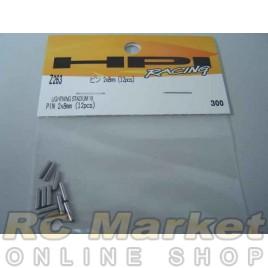 HPI Z263 Pin 2x8mm (12)
