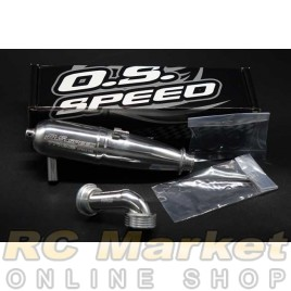 O.S. SPEED 72106970 Tuned Silencer Completeset TR02 EFRA2165