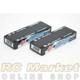 INTELLECT CC2S6000PT1 Lipo 7.6V 6000mAh 120C LCG Stick LiHV x 2Pack