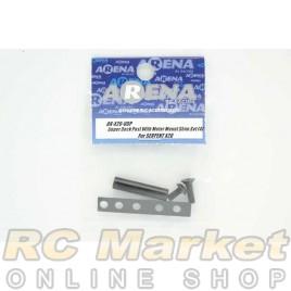 ARENA X20-UDP Upper Deck Post With Motor Mount Shim Set For SERPENT X20 (4)