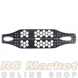 ARROWMAX 950022 Serpent X20 Alu Honeycomb Chassis Extra Flex