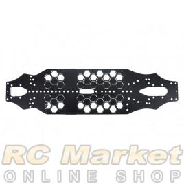 ARROWMAX 950025 Yokomo BD10 Alu Honeycomb Chassis Flex