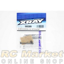 XRAY 305309 ECS BB Drive Shaft 53mm - Set - Hudy Spring Steel™
