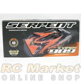 SERPENT 903019 VIPER 989 40th Anniversary 1/8 GP