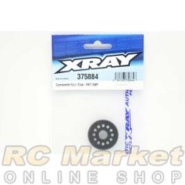 XRAY 375884 X12 Composite Spur Gear - 84T/64P