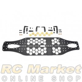 ARROWMAX 950001 Serpent X20 Alu Honeycomb Chassis Set
