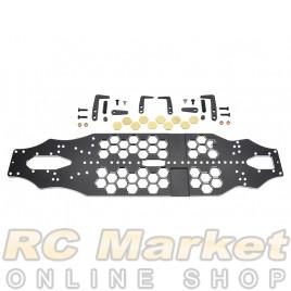 ARROWMAX 950003 Yokomo BD10 Alu Honeycomb Chassis Set