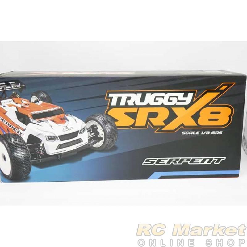 SERPENT 600059 SRX8 Truggy GP 1/8 4WD