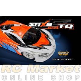 SERPENT 600063 SRX8 GT TQ 4WD 1/8 GP