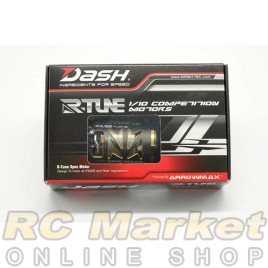 DASH 744045 R-Tune V3 (Modified type) 540 Sensored Brushless Motor 4.5T