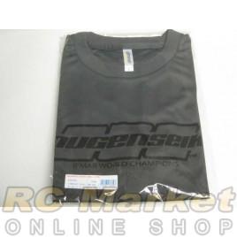 MUGEN SEIKI P20226L Dark Gary Dry T-Shirt (L)