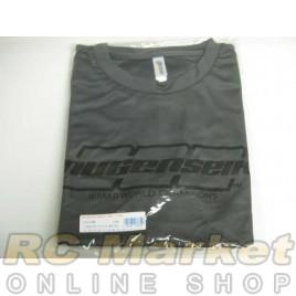 MUGEN SEIKI P20226M Dark Gary Dry T-Shirt (M)
