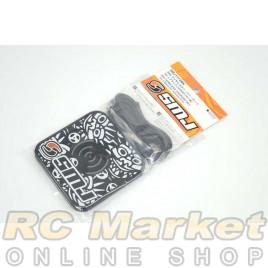 SMJ SMJ1173BK Wireless Charger Set Ver.2 Black (for SANWA M17)