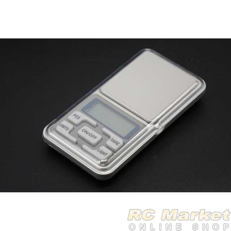 ARENA DPS-500 Digital Pocket Scale (500g/0.1g) 3A Battery 2pcs not Included