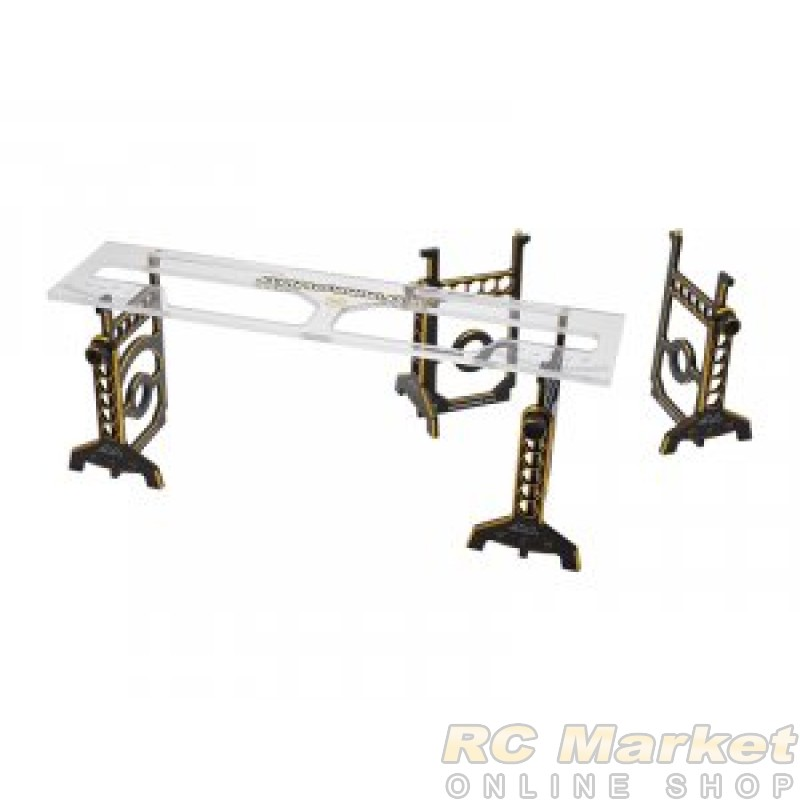 ARROWMAX 171044-LE Set-Up System For 1/8 On-Road Cars With Bag Limited Edition