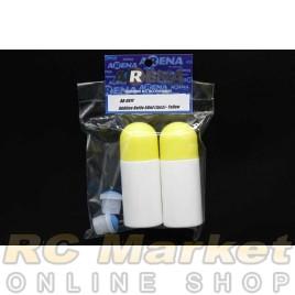 ARENA AB-001Y Additive Bottle 50ml (2pcs) - Yellow