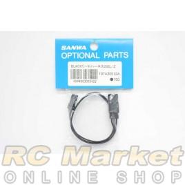 SANWA 107A20513A Black Lead Harness 200L/Z