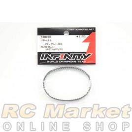 INFINITY R8009B IF18 Rear Belt (Urethane) 201