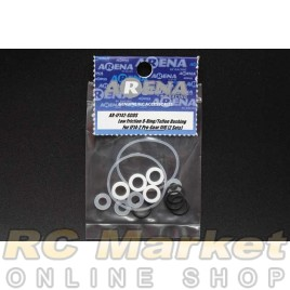 ARENA IF142-GDOS Low Friction O-Ring/Teflon Bushing for IF14-2 Pro-Gear Diff ( 2 Sets )