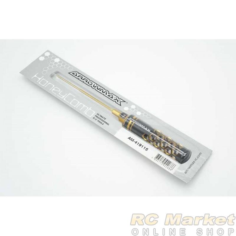 ARROWMAX 419115 Allen Wrench 1.5 X 120mm Limited Edition