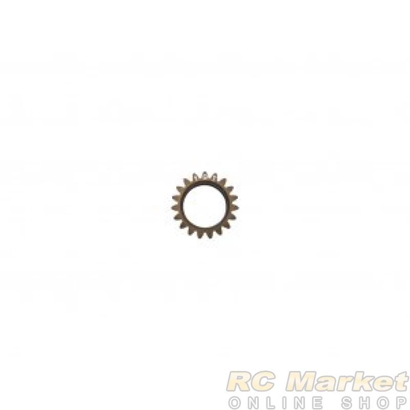 SERPENT 903800 Centax Gear-Pinion Alu 19T XLI Gen2