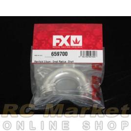 FX Engines 659700 Manifold 3.5ccm - Small Radius - Short