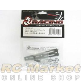 3RACING FGX-309/WO Carbon Upper Deck Stiffener For 3Racing Sakura FGX