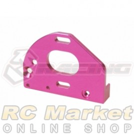 3RACING FGX-108/PK Aluminum Motor Mount Plate For 3Racing Sakura FGX