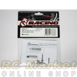 3RACING SAK-51 Sakura Steering Fine Tuner For 3Racing Sakura Zero
