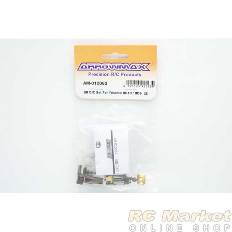 ARROWMAX 010062 BB DJC Set For Yokomo BD10 / BD9 (2)