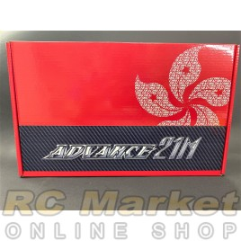 3RACING Sakura Advance 21M 1/10 Touring Car (Pre-order)
