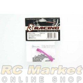 3RACING SAK-21/PK Suspension Mount RR+10 (RR1 Degree) for Sakura Zero