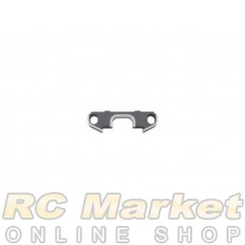 SERPENT 804490 Rearplate Alu Wide S750 EVO