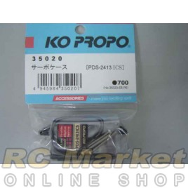 KO PROPO 35020 Servo Case for PDS-2413