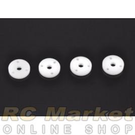 SERPENT 160119 Shock Piston RCM Machined 3-Hole (4)