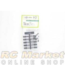 3RACING FUJIN-83082 Ball Connector L=12 (10)