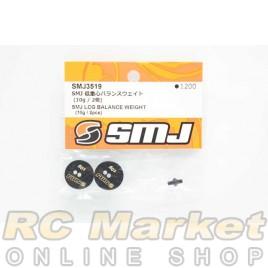 SMJ SMJ3519 LCG Balance Weight (10g / 2 pcs)