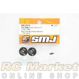 SMJ SMJ3519 LCG Balance Weight (10g / 2 pcs)